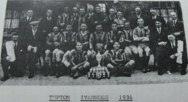 Ivanhoes Multi Competition Winning Side 1936